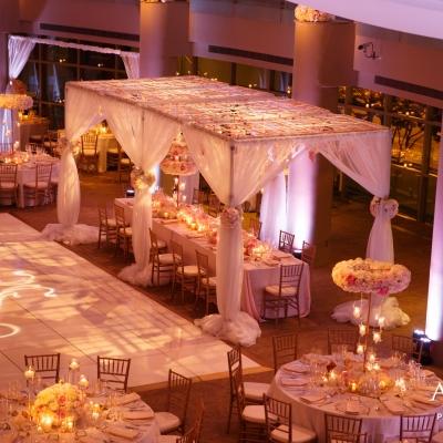 Crawford Wedding at Benaroya Hall by Azzura Photography