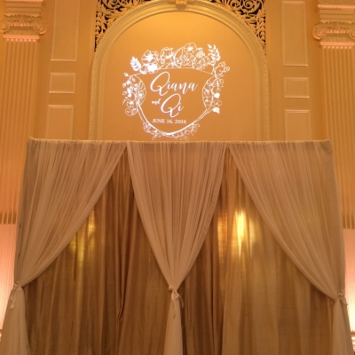 The Fairmont Olympic: the Georgian room