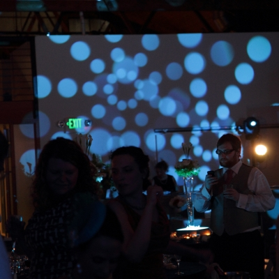Moving head lights by GreenLight Events